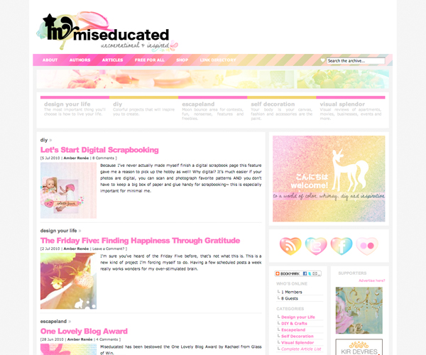 Miseducated Blog