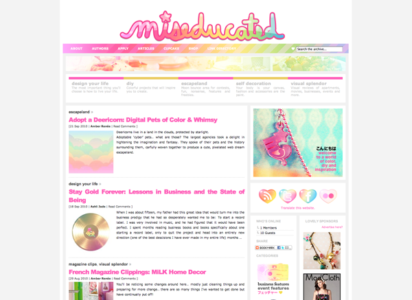 Miseducated Blog 2