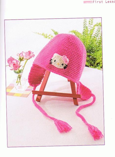 Hello Kitty crochet mix (1)