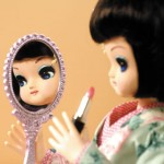 In the Mirror by Ayumi Uyama