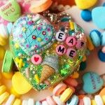 eat me candy necklace