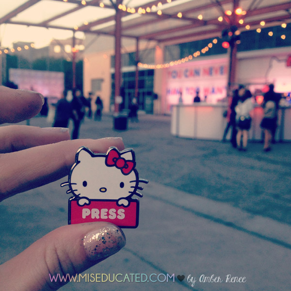 Miseducated Official Hello Kitty Con 2014 Press